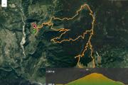 Sorriva - Col Falcon - Monte Avena - Montagnola - Croce d'Aune -Sorriva